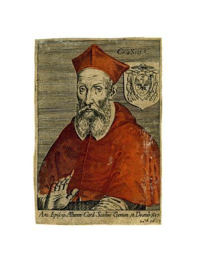 A Cardinal, 16th Century--Giclee Print