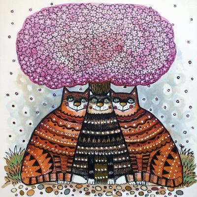 A Cherry Blossom Season-Oxana Zaika-Giclee Print