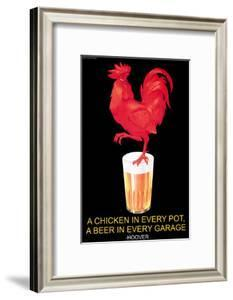 A Chicken in Every Pot, A Beer in Every Garage