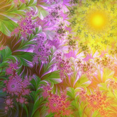 A Child's View-Mindy Sommers-Giclee Print