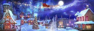 A Christmas Wish-Joel Christopher Payne-Giclee Print