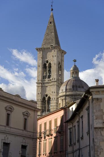 A Church in Sulmona, Italy-Scott S^ Warren-Photographic Print