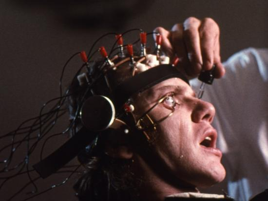 A CLOCKWORK ORANGE, 1971 directed by STANLEY KUBRICK with Malcolm McDowell (photo)--Photo