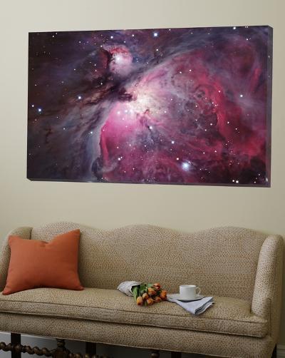 A Close up of the Orion Nebula--Loft Art