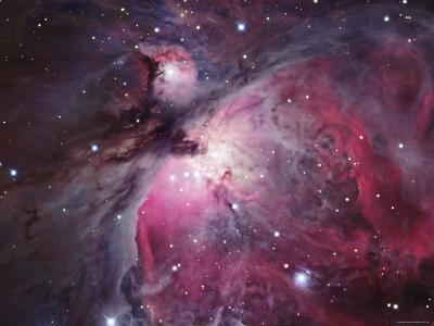 A Close up of the Orion Nebula-Stocktrek Images-Photographic Print