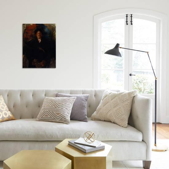 Remarkable A Coachman Giclee Print By Filipp Andreyevich Malyavin Art Com Uwap Interior Chair Design Uwaporg