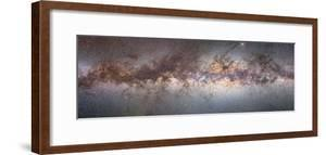A Complete 360 Degree Panorama of the Milky Way