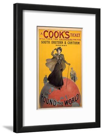 A Cooks Ticket, SE&CR, c.1910