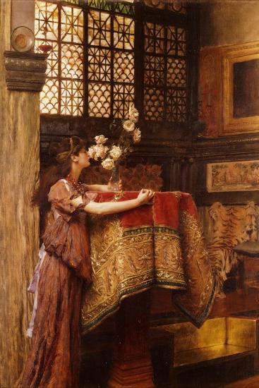 A Corner of My Studio, 1893-Sir Lawrence Alma-Tadema-Giclee Print
