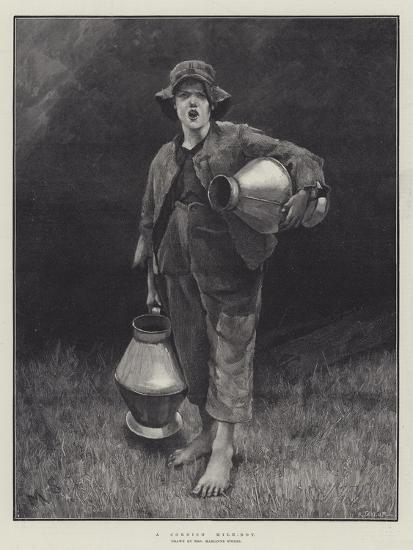 A Cornish Milk-Boy-Marianne Stokes-Giclee Print