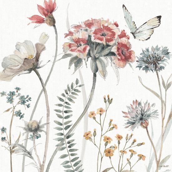 A Country Weekend III-Lisa Audit-Art Print