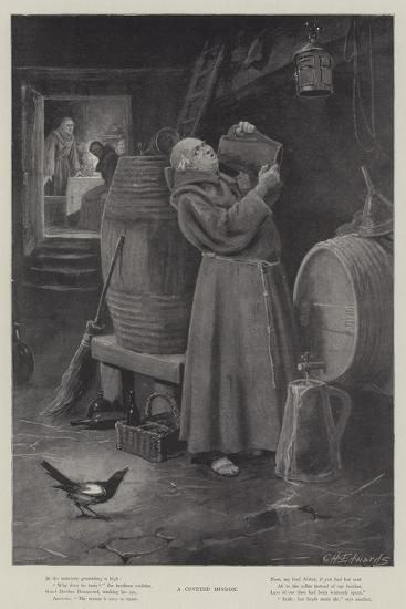 A Coveted Mission-George Henry Edwards-Giclee Print