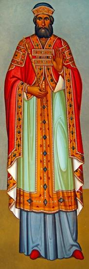 A Cypriot Priest in Ceremonial Robes, Cyprus--Giclee Print