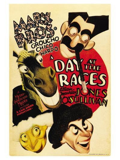 A Day at the Races, 1937--Art Print