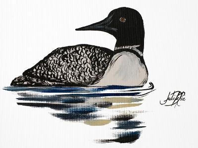A Day Beside the Lake II-Julie DeRice-Art Print