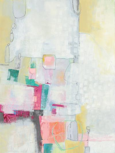 A Day in the City Cool Chromatic-Jane Davies-Art Print