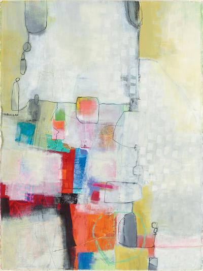 A Day in the City-Jane Davies-Art Print