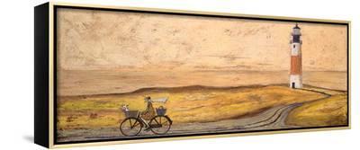 A Day of Light-Sam Toft-Framed Canvas Print