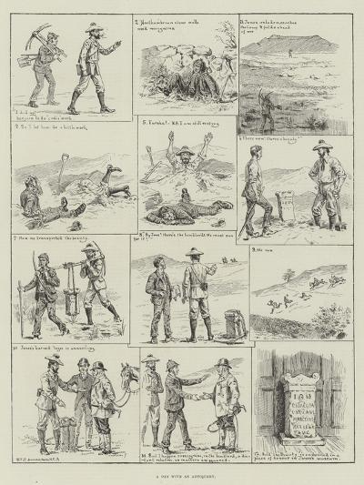 A Day with an Antiquary-S^t^ Dadd-Giclee Print