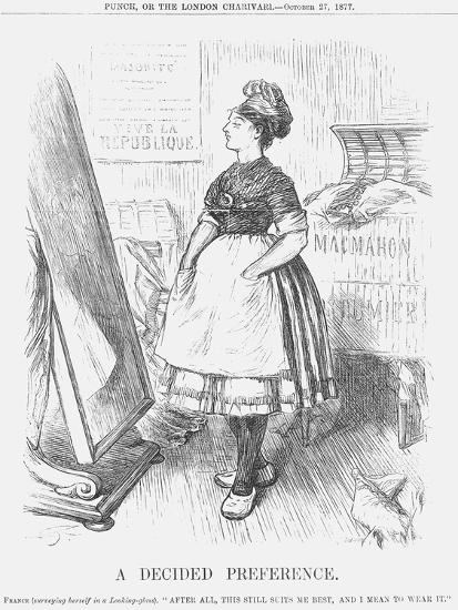 A Decided Preference 1877 Giclee Print By Joseph Swain Artcom
