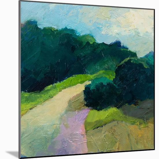 A Different Day, a Different Walk-Toby Gordon-Mounted Art Print
