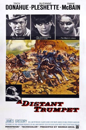 A Distant Trumpet--Poster