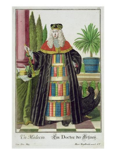 A Doctor-Martin Engelbrecht-Giclee Print