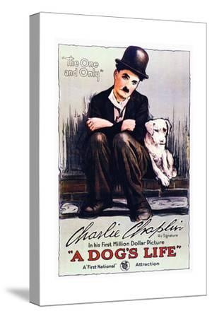 A Dog's Life - Movie Poster Reproduction
