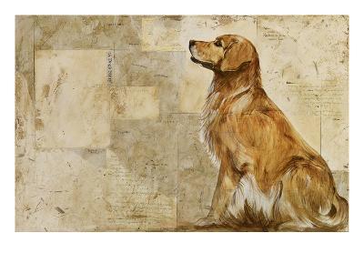 A Dog's Story 2-Elizabeth Hope-Premium Giclee Print