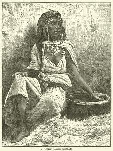 A Dongolawis Woman