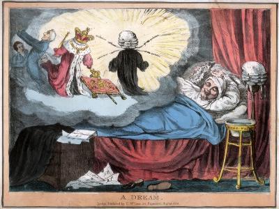 A Dream, 1829--Giclee Print