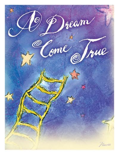 A Dream Come True-Flavia Weedn-Giclee Print