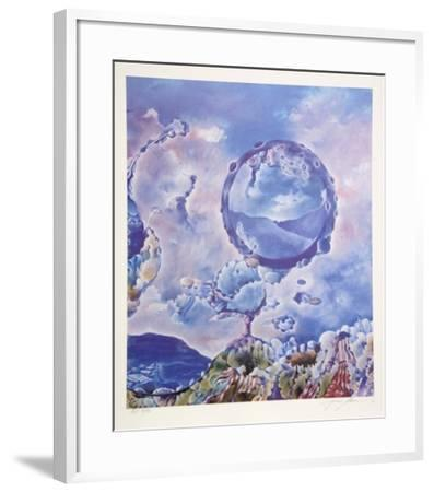 A Dream of Flight-Isaac Abrams-Framed Collectable Print