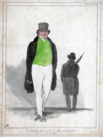 A Peel-Er and a Re-Pealer, 1833