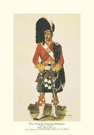 The Argyll & Sutherland Highlanders