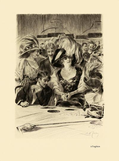 A' Enghien--Premium Giclee Print