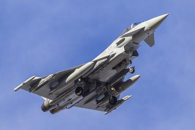 A Eurofighter Typhoon Fgr4 of the Royal Air Force-Stocktrek Images-Photographic Print