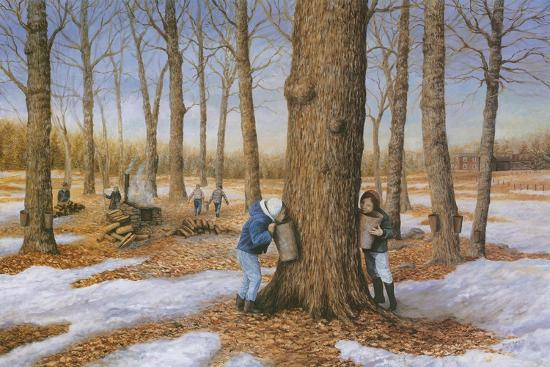 A Family Tradition-Kevin Dodds-Giclee Print