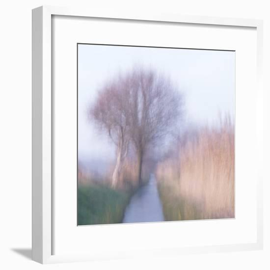 A First Sip of Winter-Jacob Berghoef-Framed Photographic Print