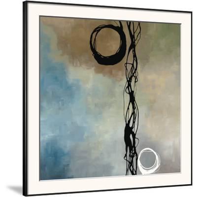 A Foggy Day-Laurie Maitland-Framed Art Print