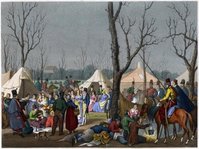 A French Fete, C18th Century--Giclee Print