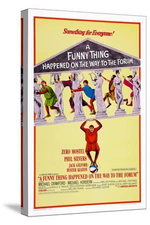 A Funny Thing Happened on the Way to the Forum, 1966