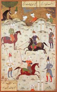 A Game of Polo