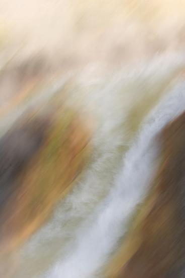 A Geothermal Feature in Yellowstone National Park-Philip Schermeister-Photographic Print