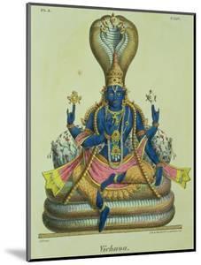 Vishnu by A. Geringer