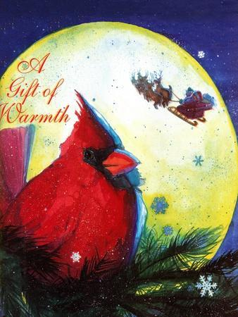 A Gift of Warmth - Jack & Jill-Gabriella Dellosso-Giclee Print