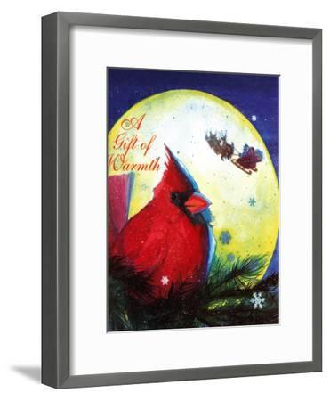 A Gift of Warmth - Jack & Jill-Gabriella Dellosso-Framed Giclee Print