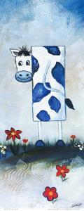 Cow by A. Gill