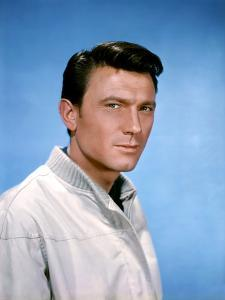 A GIRL NAMED DAMIKO, 1962 directed by JOHN STURGES with Laurence Harvey (photo)
