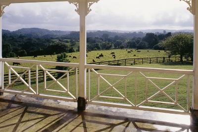 A Glimpse of England', Jamaica--Photographic Print